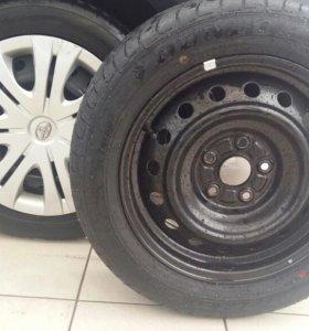 Резина запаска шины