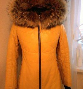 Куртка теплая, 44-46