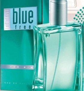 Individual blue free