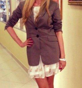 Пиджак и платье