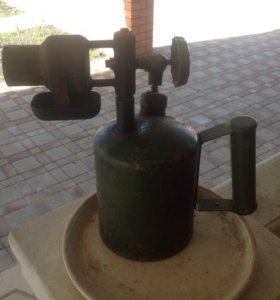 Лампа для обжига