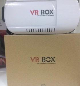 VR BOX Виртуальная реальность( новая)