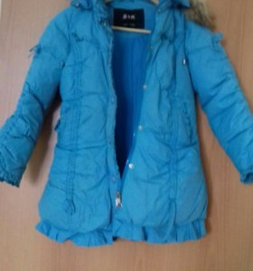 куртка зимняя B&K