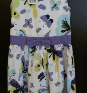 Новое платье на 134 размер