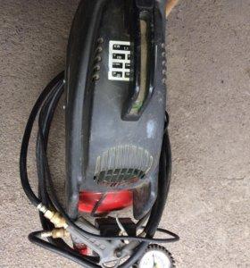 Безмасляный компрессор fubag paint master KIT