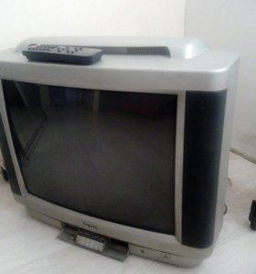 Телевизор на запчасти или ремонт