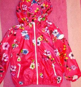 Детские куртки (весна и лето)
