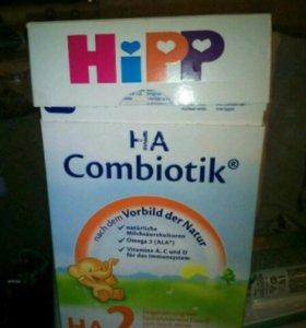 Смесь Hipp HA 2 Combiotik гипоаллергенная 500 г