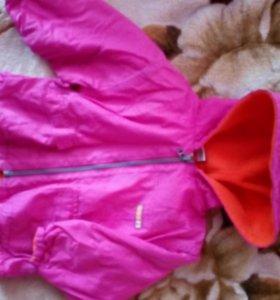 Весенняя курточка на 1-2 года