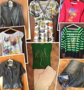 одежда женская (30 вещей)46 р