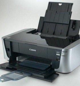 Фото-принтер Canon PIXMA IP3500