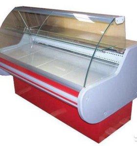Холодильная витрина premier 1.6