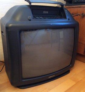 Телевизор Samsung TVP 5070 видеодвойка