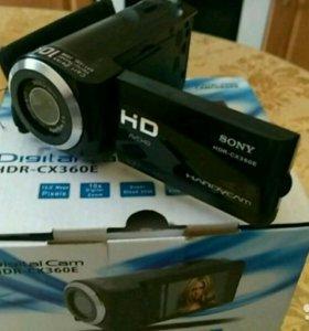 Игрушечная видеокамера