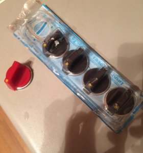 Комплект ручек для газовых плит