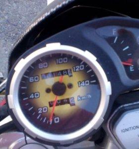 Мотоцикл Барс