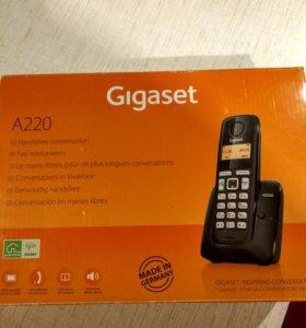Стационарный беспроводной телефон Gigaset A 220