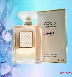 COCO CHANEL Mademoisele 100мл