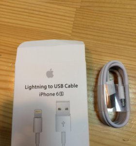 Кабель айфон lightning iPhone зарядное