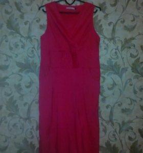 Платье 44-46, но хорошо тянется