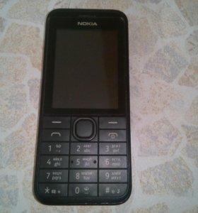 Мобильный телефон Nokia 208.1 НА ЗАПЧАСТИ