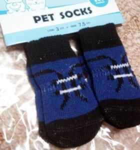 Носки для собаки/кошки