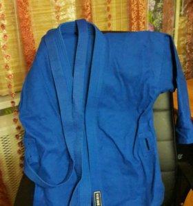 Кимоно (куртка) для самбо