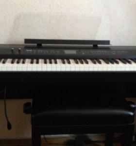 Цифровое пианино Roland FP-7F (подставка+банкетка)