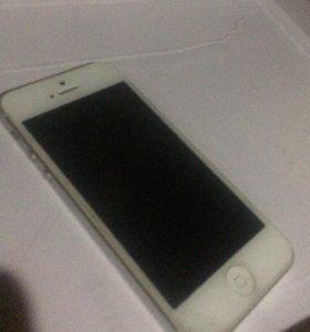Срочно продам Iphone 5