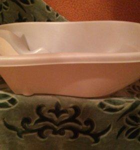 Ванночка с горкой