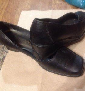 Туфли белвест,нат кожа