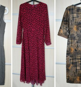 Платья на размер 42-44-46