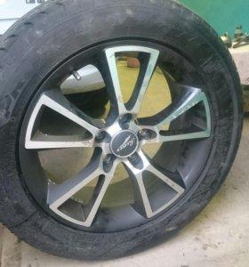Новые Колеса (диски и шины)