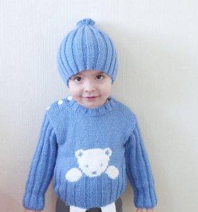 Джемпер/свитер детский
