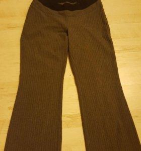 брюки для беременных 48р mothercare