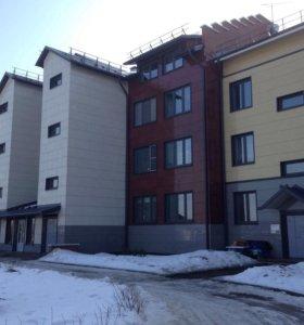 Квартира, 1 комната, 51.9 м²
