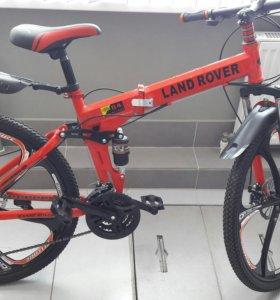 """Велосипед Ленд Ровер 26"""" на литье"""