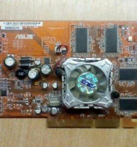 Видеокарта asus a9550ge/td/256M/a