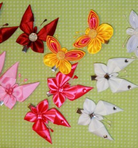 Заколочки «Бабочка»