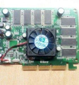 Видеокарта Nvidia GeForce Fx5200 128Mb