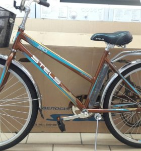 Велосипед Стелс Навигатор 210 Леди