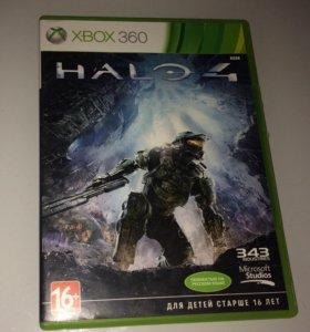 Halo 4 Xbox 360 лицензия