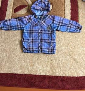 Курточка на мальчика , детская