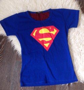 Супермен футболка