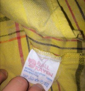 Fjall Raven винтажная рубашка