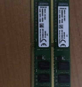 DDR3 kvr16n11/2 Kingston
