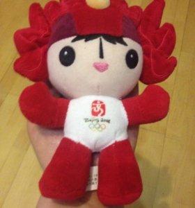 Символ олимпиады 2008