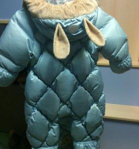 Комбинезон зимний Mothercear