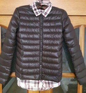 Новая куртка (весна-осень)