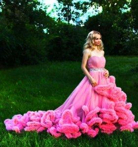 Фотосессии в Платье Облако